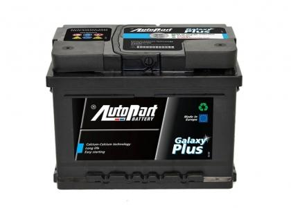 Аккумулятор AutoPart Galaxy Plus 55 Aч 510А (EN) обратная (-/+)