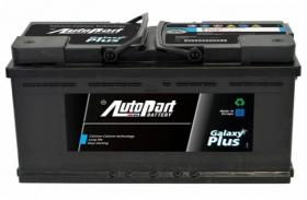Аккумулятор AutoPart Galaxy Plus 90 Aч 850А (EN) обратная (-/+)