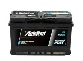 Аккумулятор AutoPart Galaxy Plus 78 Aч 760А (EN) обратная (-/+)